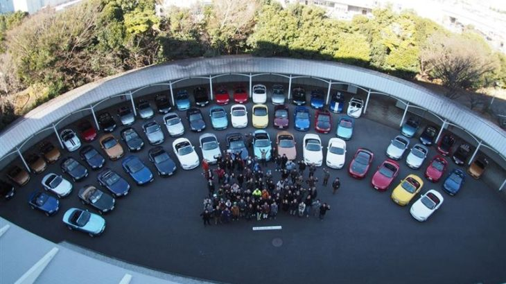 NB Roadster Meeting 貴島さん質疑応答(2016)