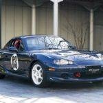 国産最後の5ナンバーFR ロードスタークーペ(Coupe2)
