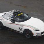 戦うロードスター「ND2 グローバルMX-5カップカー」